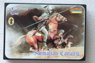 Strelets 1/72 ST0020 Sarmatian Cavalry (Ancients)